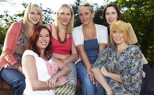 Gặp lại ca sinh 6 toàn nữ năm 1983