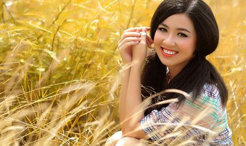 Lê Khánh: 'Tôi sẵn sàng với cảnh nóng'