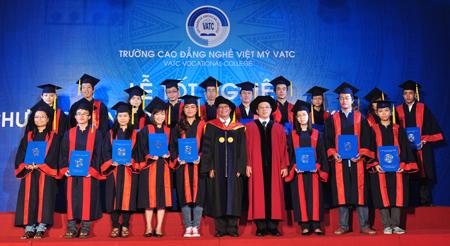 Thế mạnh của những sinh viên trường VATC