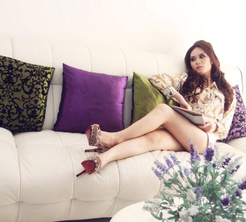 Em gái Lý Hải: 'Người yêu tôi rất tuyệt vời'