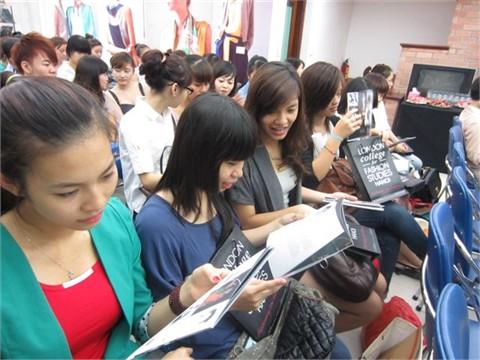 Cơ hội học bổng ngành thiết kế thời trang tại Anh