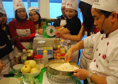 'Nấu nhanh ăn ngon' - nghệ thuật nấu ăn đơn giản
